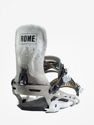 Rome Targa Snowboard bindings (whiteroom)