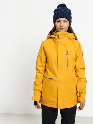 Volcom Shelter 3D Strch Snowboard jacket Wmn (yel)