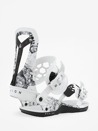 Union Falcor Snowboard bindings (white)