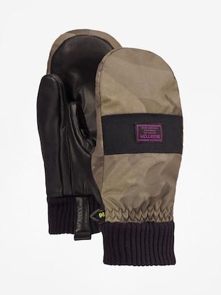 Burton Damitt Gloves (worn camo)