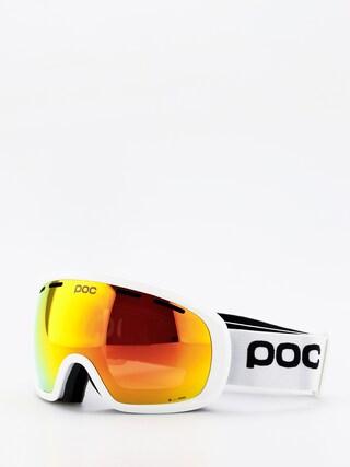 POC Fovea Clarity Goggles (hydrogen white/spektris orange)
