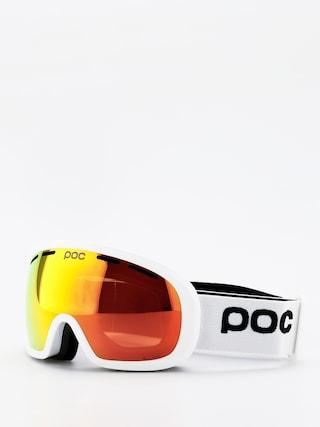POC Fovea Mid Clarity Goggles (hydrogen white/spektris orange)