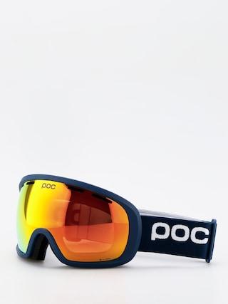 POC Fovea Clarity Goggles (lead blue/spektris orange)