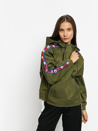 Champion Diagonal Hooded Full Zip ZHD Hoodie Wmn (cpo)