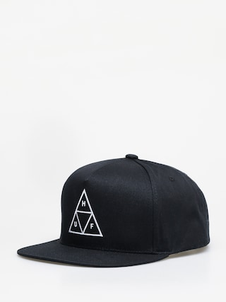 HUF Essentials ZD Cap (black)