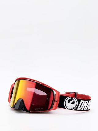 Dragon NFX2 Goggles (factory/lumalens red ion/10pkto/lenshi)