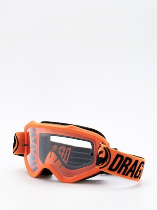 Dragon MXV Goggles (break orange/clear)