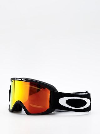 Oakley O Frame 2 0 Pro Xl Goggles (black/fire iridium & persimmon)