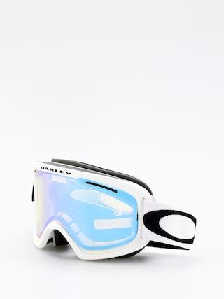 Oakley O Frame 2 0 Pro Xmu00a0 Goggles (matte white/hi yellow iridium & dark grey)