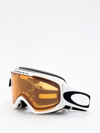 Oakley O Frame 2 0 Pro Xmu00a0 Goggles (matte white/persimmon & dark grey)