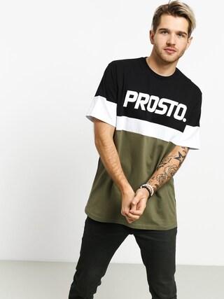 Prosto Sepir T-shirt (black/olive)