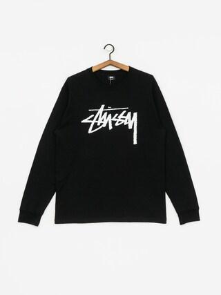 Stussy Stock Longsleeve (black)