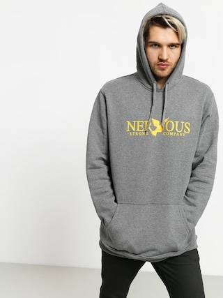 Nervous Classic HD Hoodie (grey)
