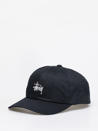 Stussy Stock Low Pro ZD Cap (black)