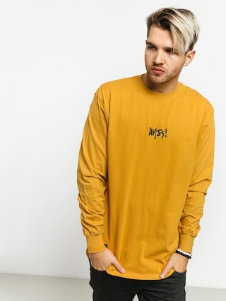 MassDnm Signature Small Logo Longsleeve (wheat)