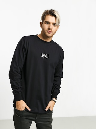 MassDnm Signature Small Logo Longsleeve (black)