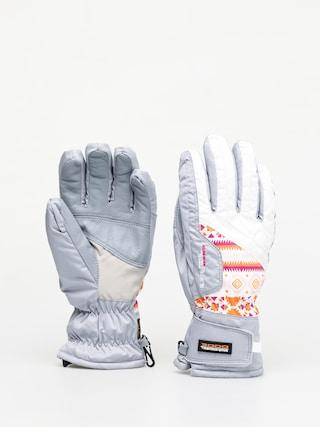 Level Alpine Gloves Wmn (grey)