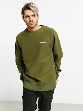 Champion Reverse Weave Crewneck Left Chest Logo Sweatshirt (cpo)