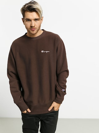 Champion Reverse Weave Crewneck Left Chest Logo Sweatshirt (mrg)