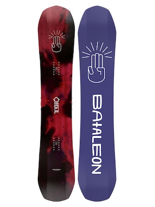 Bataleon Push Up Snowboard Wmn (blue/white)