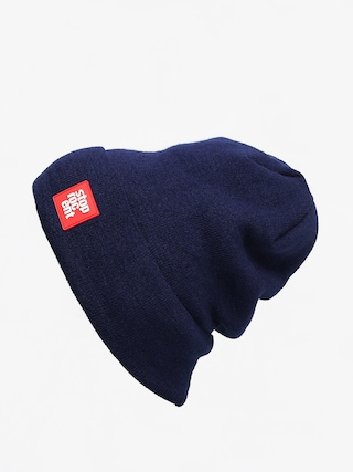 Stoprocent Cube 19 Beanie (navy blue)