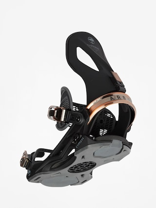 Arbor Cypress Snowboard bindings (black)