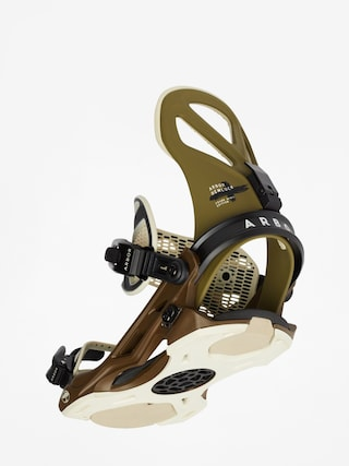Arbor Hemlock Snowboard bindings (frank april)
