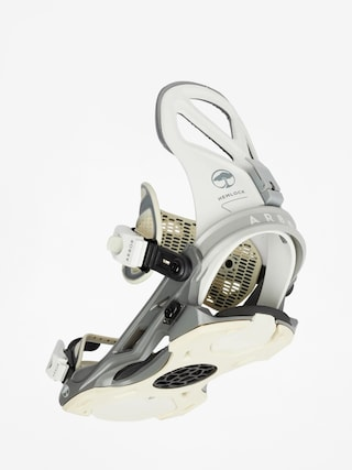 Arbor Hemlock Snowboard bindings (grey)