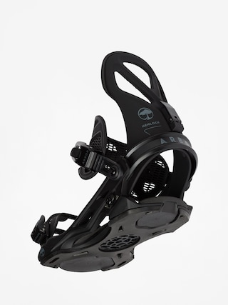 Arbor Hemlock Snowboard bindings (black)