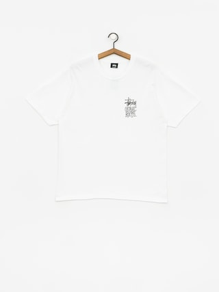 Stussy Global Roots T-shirt (white)