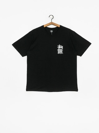 Stussy Global Roots T-shirt (black)