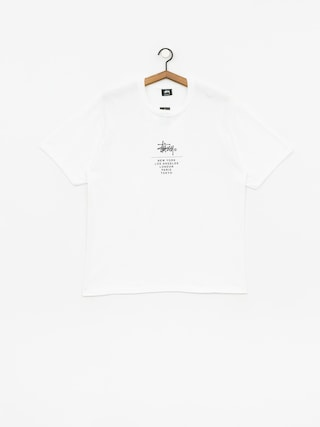 Stussy City Stack T-shirt (white)