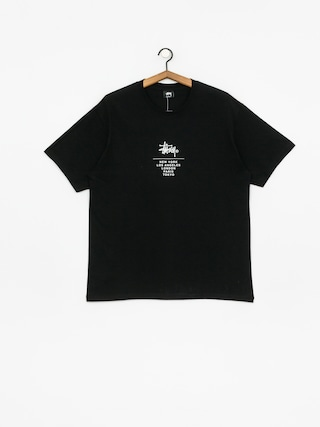 Stussy City Stack T-shirt (black)