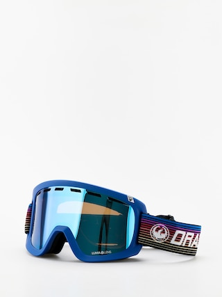 Dragon D1 OTG Goggles (gamer/lumalens blue ion/lumalens amber)
