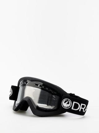 Dragon DX Goggles (black/clear)