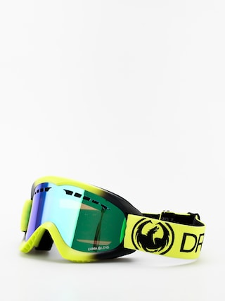 Dragon DX Goggles (lime/lumalens green ion)