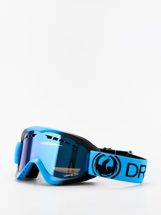 Dragon DX Goggles (blueberry/lumalens blue ion)