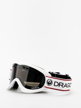 Dragon DX Goggles (retro/lumalens dark smoke)