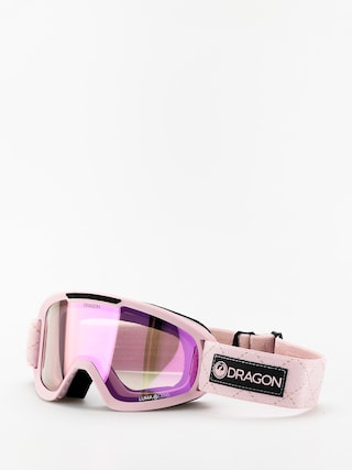 Dragon DX2 Goggles (blush/lumalens pink ion/lumalens dark smoke)