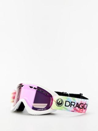 Dragon DXS Goggles (tie dye/lumalens pink ion)