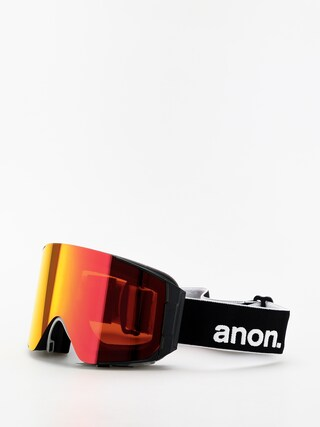 Anon Sync Goggles (black/sonar red)