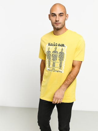 Volcom Progressive T-shirt (yel)