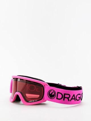 Dragon Lil D Goggles (soft pink/lumalens rose)