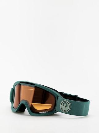Dragon DX2 Goggles (olive/lumalens amber/lumalens dark smoke)