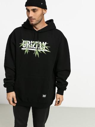 Grizzly Griptape Seeds Stamp HD Hoodie (black)
