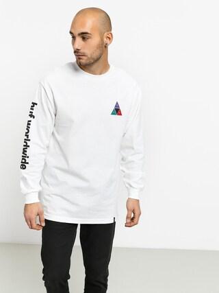 HUF Prism Longsleeve (white)