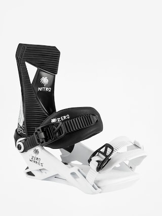 Nitro Zero Snowboard bindings (zero worries ii)