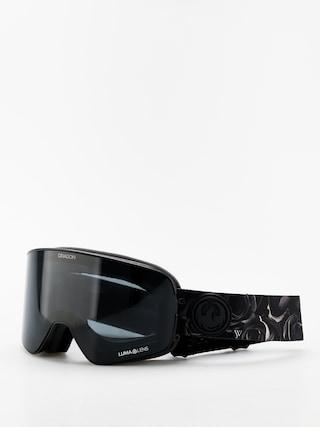 Dragon NFX2 Goggles (jossi wells sig19/lumalens dark smoke/lumalens rose)
