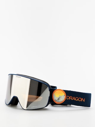 Dragon NFX2 Goggles (chris benchetler sig19/lumalens silver ion/lumalens rose)
