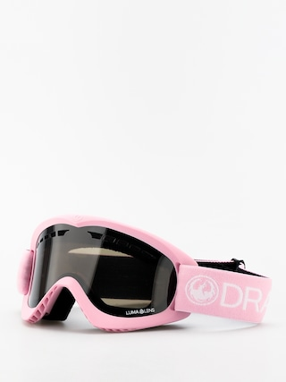 Dragon DX Goggles (pink/lumalens dark smoke)